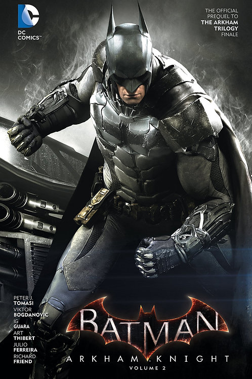 Batman Arkham Knight Volume 2 HC