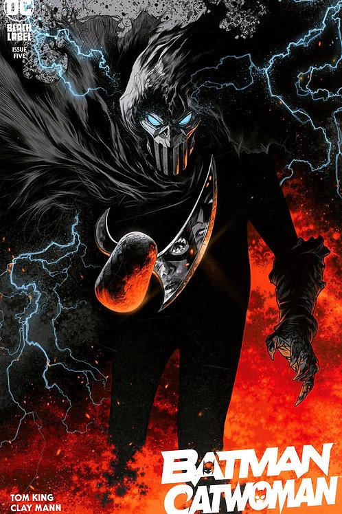 Batman Catwoman #5 Travis Charest Variant
