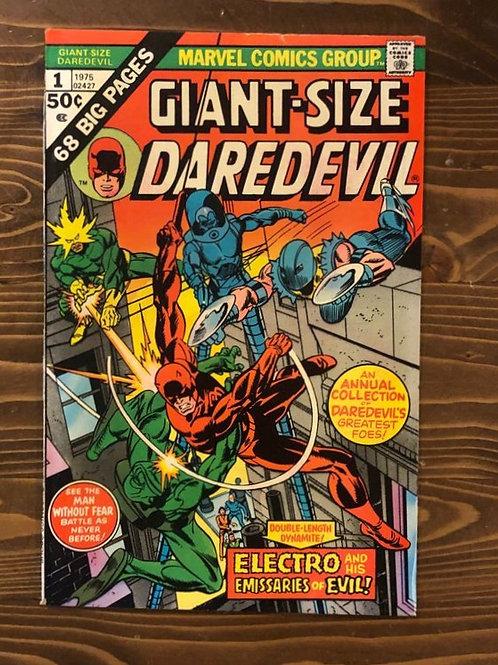 Giant Size Daredevil #1