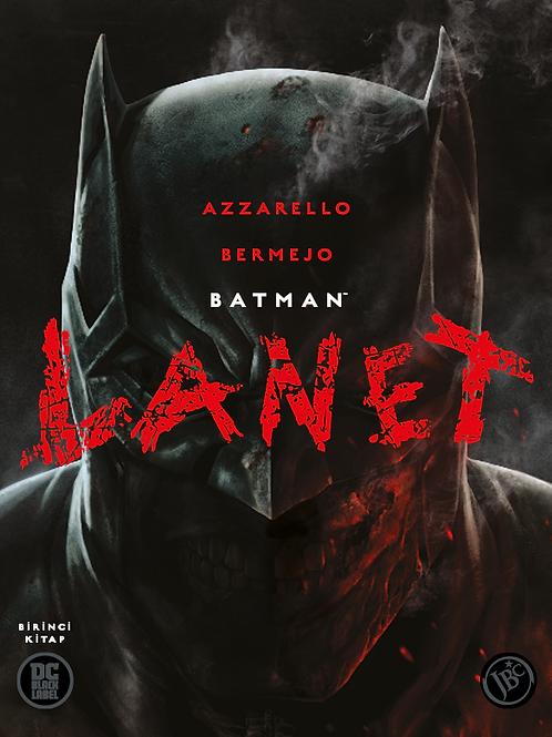 Batman Lanet 1. Kitap