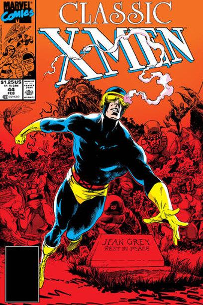 X-Men Classic #44