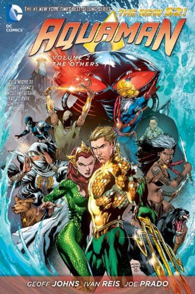 Aquaman Volume 2 The Others