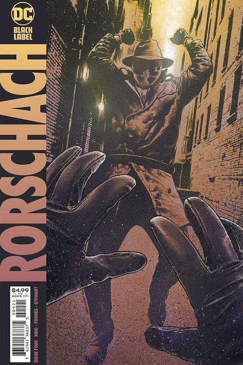Rorschach #4 Travis Charest Variant