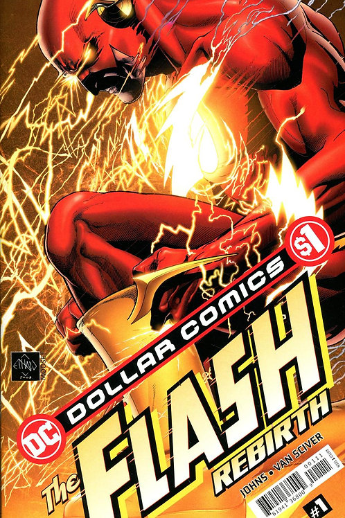 Dollar Comics Flash Rebirth