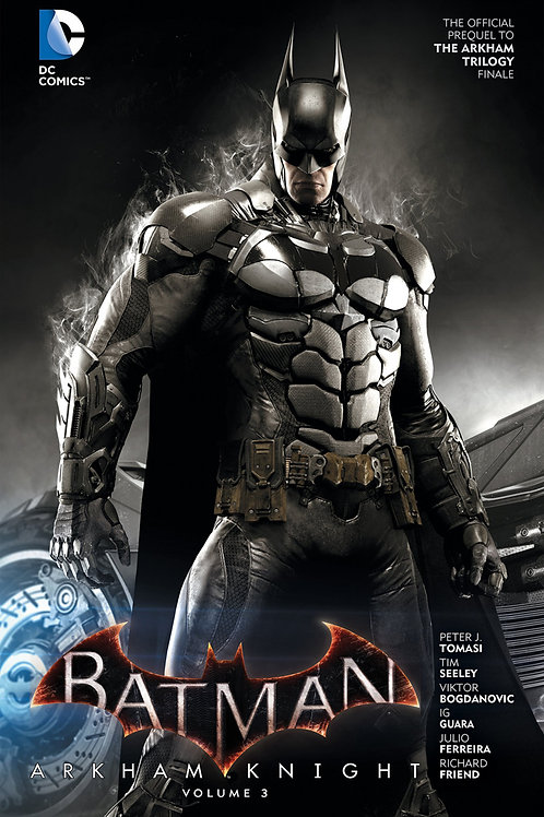 Batman Arkham Knight Volume 3 HC