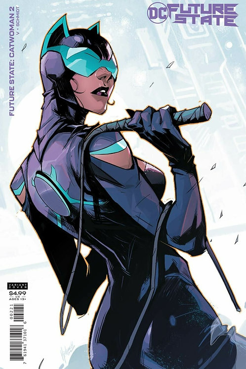 Future State Catwoman #2 Hicham Habachi Variant