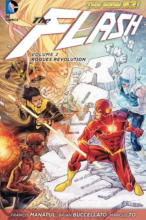 The Flash Volume 2 Rogues Revolution