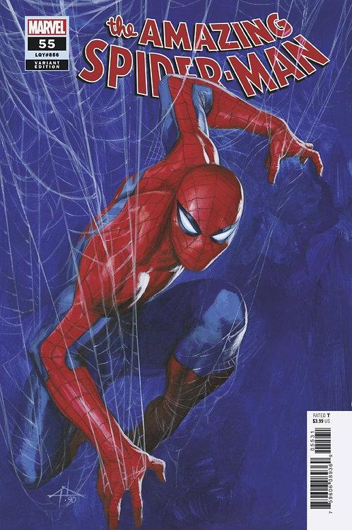 Amazing Spider-Man #55 Gabriele Dell'Otto Variant