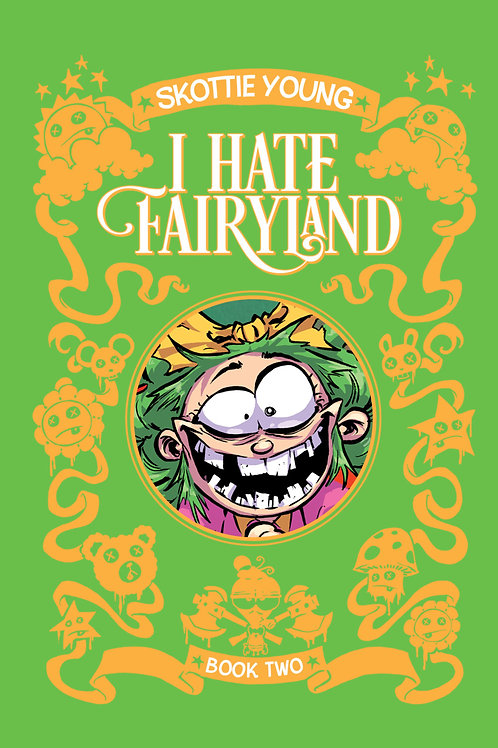 I Hate Fairyland Deluxe Edition Vol 2 HC
