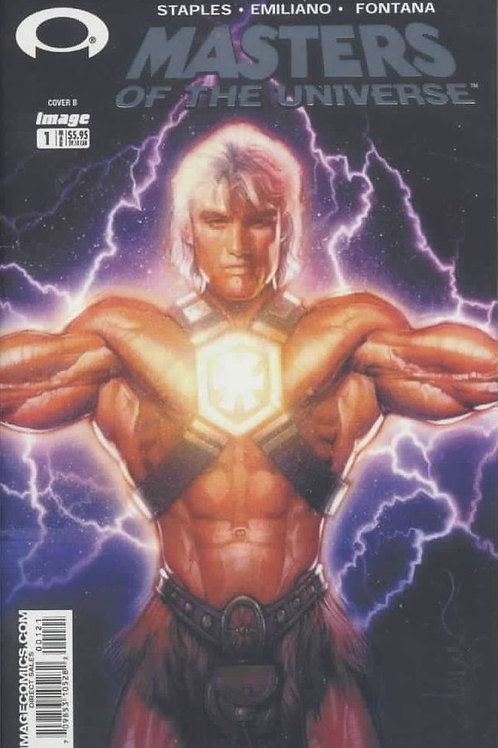 Masters of the Universe #1 Variant