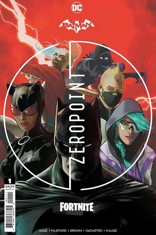 Batman Fortnite Zero Point #1