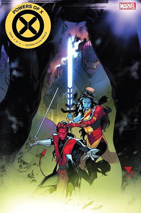 Powers of X #3
