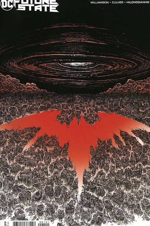 Future State Gotham #1 James Stokoe Variant
