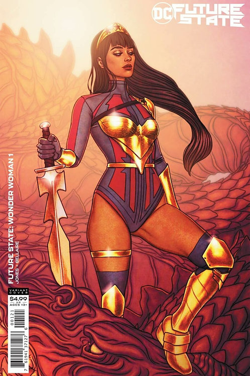 Future State Wonder Woman #1 Jenny Frison Variant