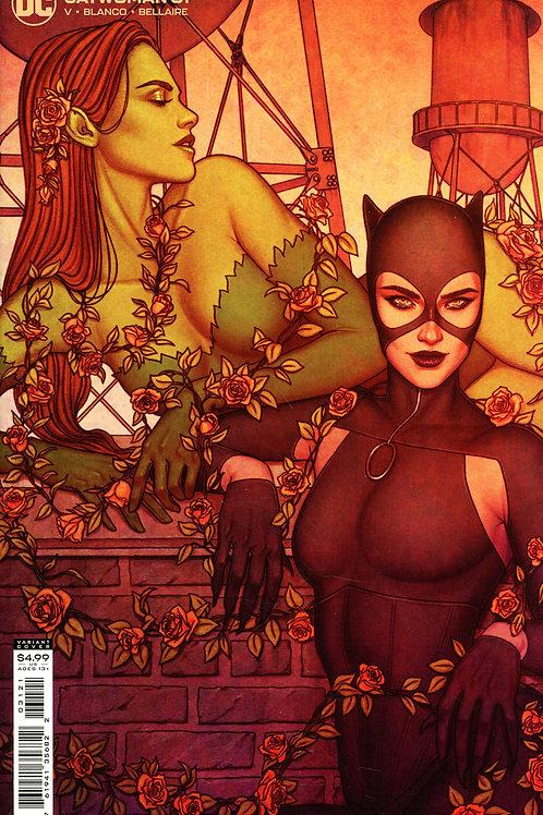 Catwoman #31 Jenny Frison Variant
