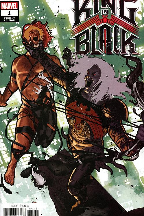 King in Black #1 Clarke Spoiler Variant