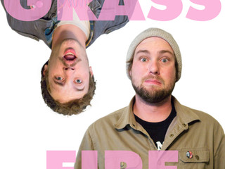 "Grass Fire single ""Freedom Slap"" Out Now"