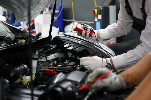 Engine electronics