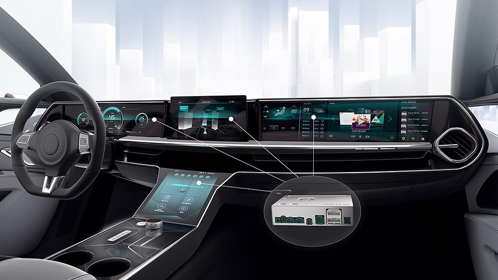 Integrated cockpit system
