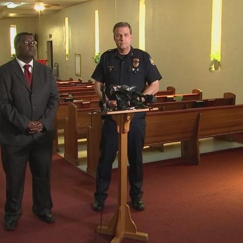 Phoenix PD + BLM Leaders Meet, Speak About Police Attacks