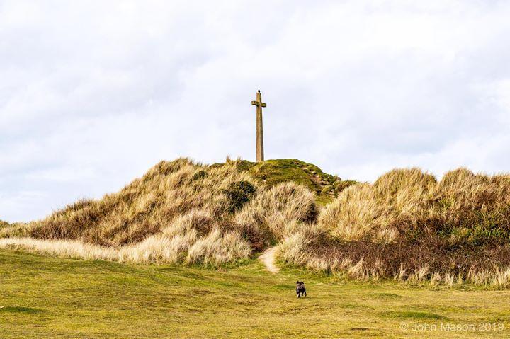St Pirins Cross