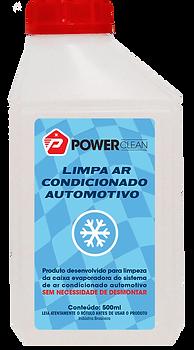 Limpa Ar Condicionado Automotivo Power Clean