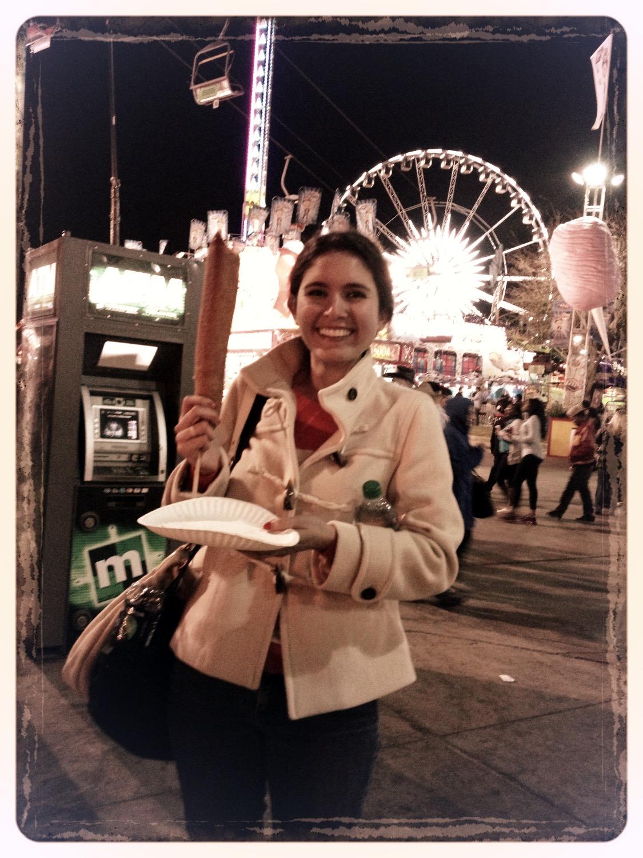 Yara Suki, Chili and Chives, blog