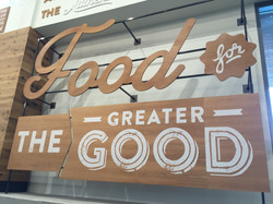 Food for the Greater Good
