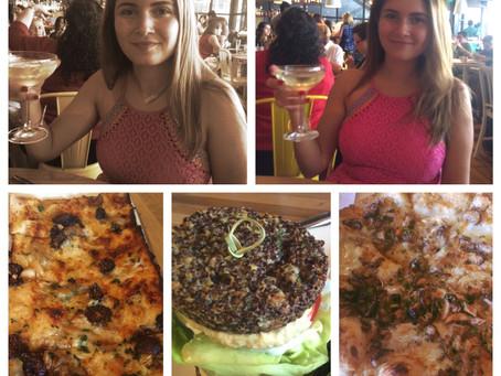 Quinoa, Mushrooms, & Prosseco