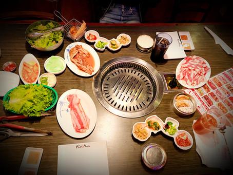 The Grand Tour of Korean BBQ