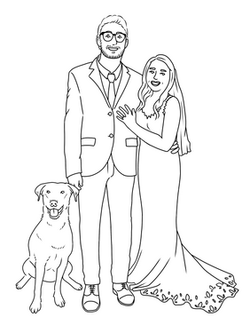 Coloring Page Style