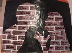 מיצג ליום הזיכרון לרצח רבין