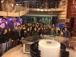 תלמידי י' בחדשות ערוץ 2