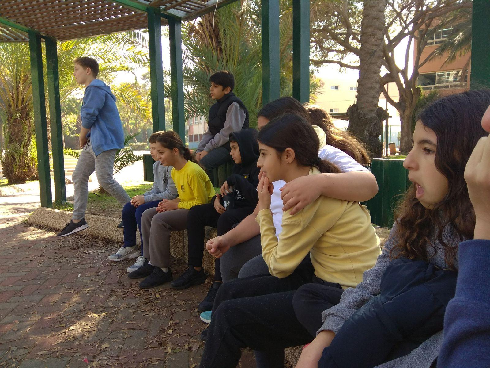 מועצת תלמידים-קבלת כיתות ו