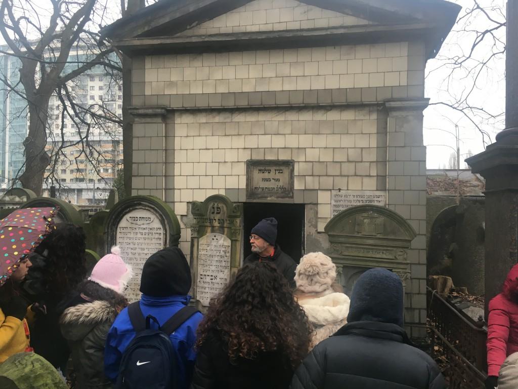 בית הקברות היהודי העתיק בוורשה