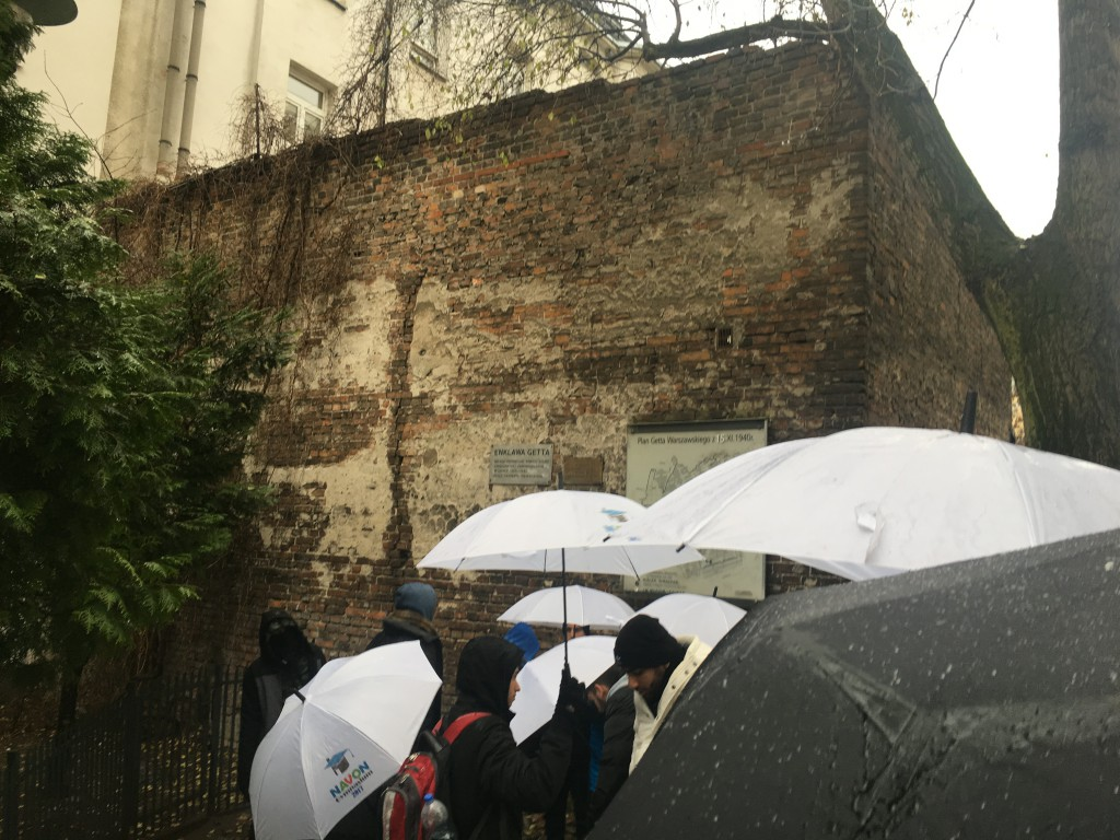 חומת גטו וורשה