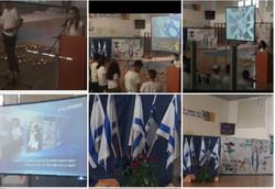 תמונות מהטקס ביום הזיכרון לרצח רבין