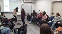 סיור בנות במכללת אפקה
