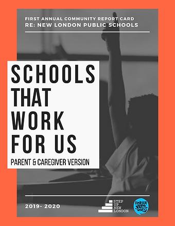 SUNL Parents Agenda STWFU Parent & Careg