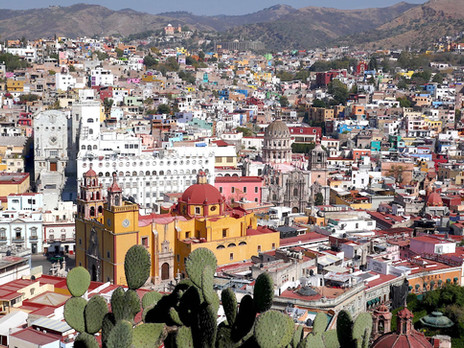 Guanajuato: Quiet, Hilly and Liveable