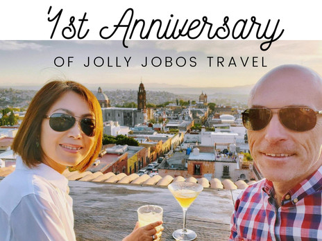 Jolly Hobos Travel First Anniversary