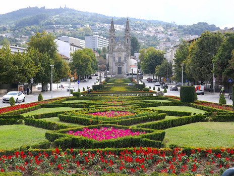 Day Trip to Guimaraes from Porto