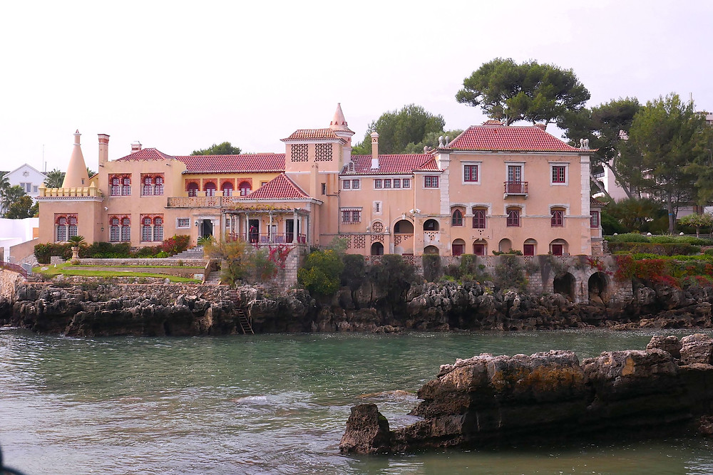 Casa de Santa Maria, Cascais Portugal
