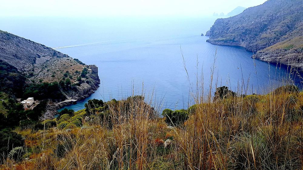 Bay of Leranto, Amalfi Coast, Italy
