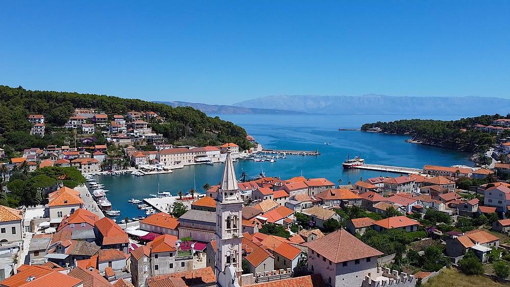 Jelsa, Croatia