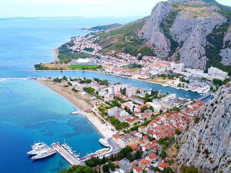 Day Trip to Omis from Split