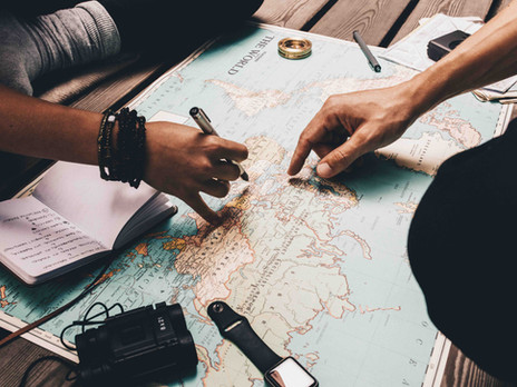 The Complicated Planning Process for Our Next Slow Travel Destination after Croatia
