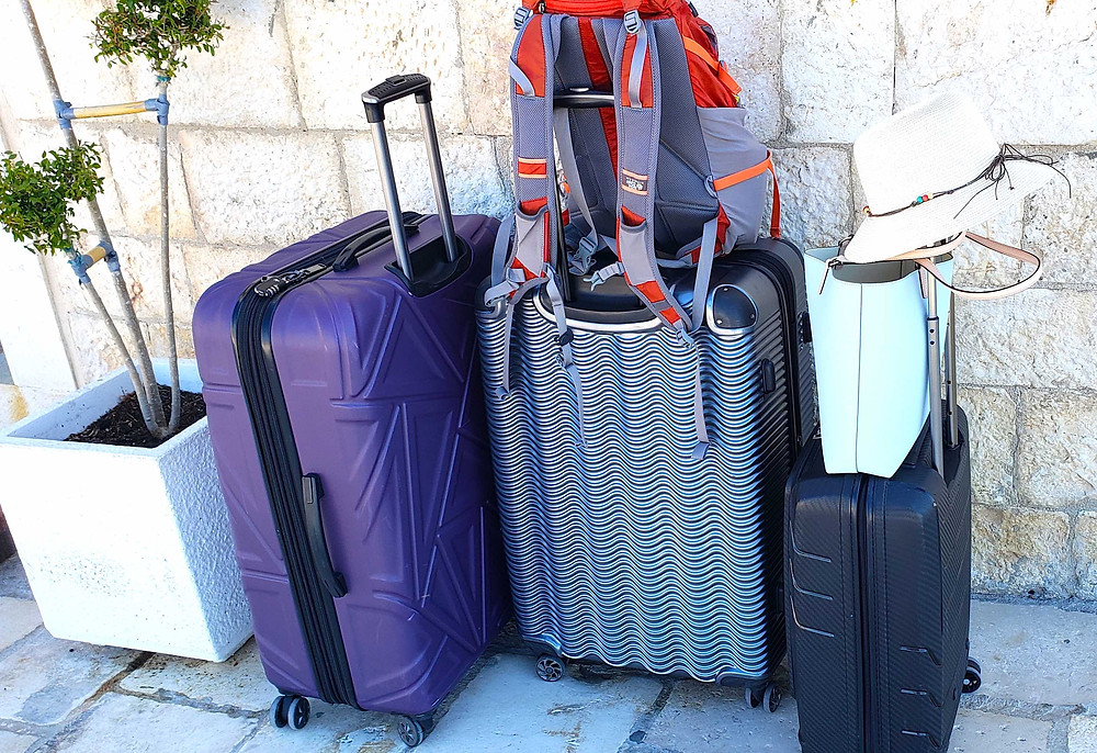 Our Full Time Travel Luggage