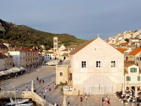 Diary of One Month Stay on Hvar - Week Three