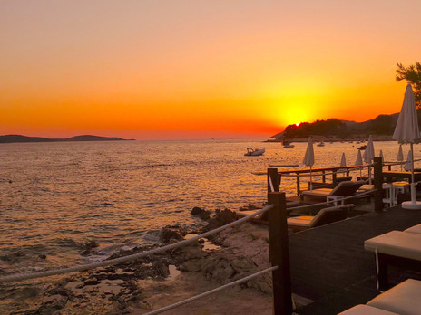 Diary of One Month Stay on Hvar - Week Four